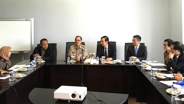 Hanoi promeut sa cooperation avec des villes du Myanmar, du Brunei et d'Indonesie hinh anh 2