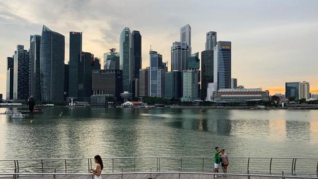 Singapour abaisse sa prevision de croissance hinh anh 1
