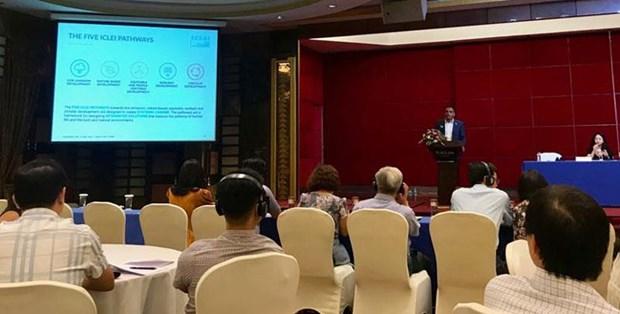 Initiatives vertes pour un developpement durable de Hanoi hinh anh 1