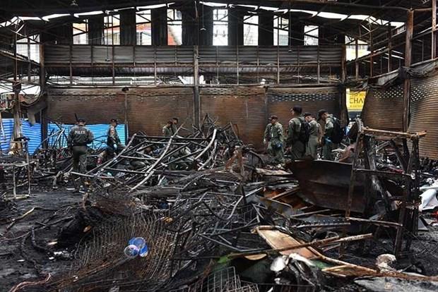 Attentats de Bangkok: la Thailande ordonne d'arreter 4 nouveaux suspects hinh anh 1