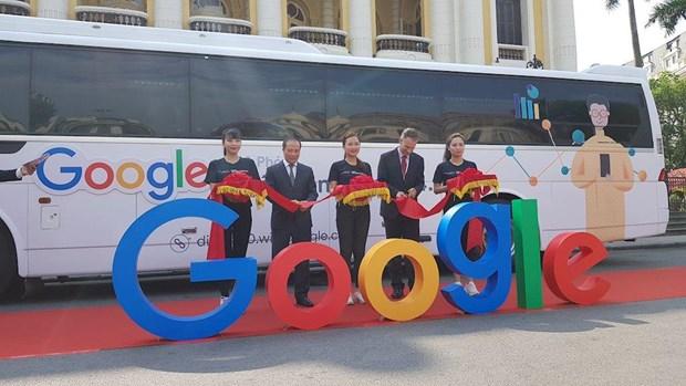 Google aide les PME vietnamiennes dans l'economie numerique hinh anh 1