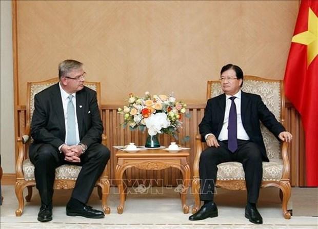 Le Vietnam encourage le developpement des energies renouvelables hinh anh 1