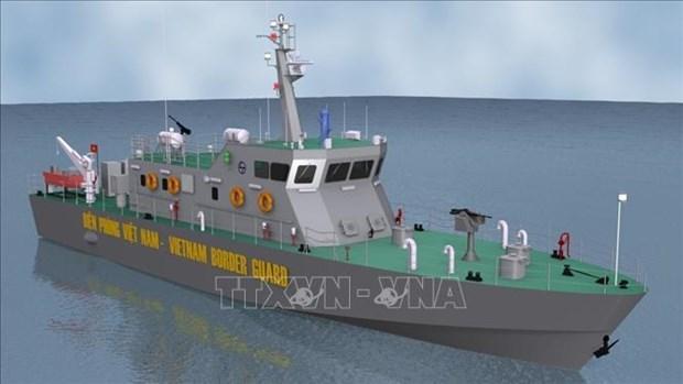 L'Inde construit 12 navires de patrouille a grande vitesse pour le Vietnam hinh anh 1