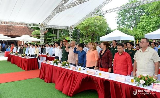 Nghe An commemore le 50e anniversaire du deces du President Ho Chi Minh hinh anh 2