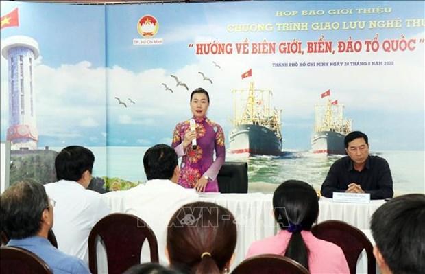 Des activites s'orientant vers la mer et les iles vietnamiennes hinh anh 1