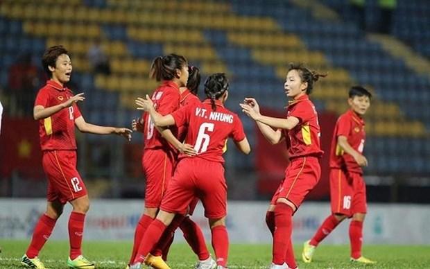 Le Vietnam en la finale du Championnat feminin de l'AFF hinh anh 1