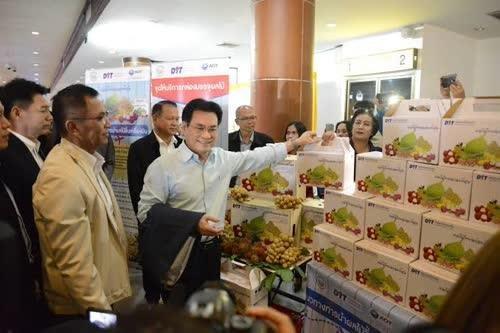 Thailande: les passagers autorises a emporter gratuitement des fruits frais a bord de l'avion hinh anh 1