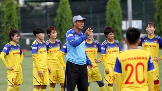 Le Vietnam rencontrera la Thailande en finale du Championnat feminin de l'AFF hinh anh 1