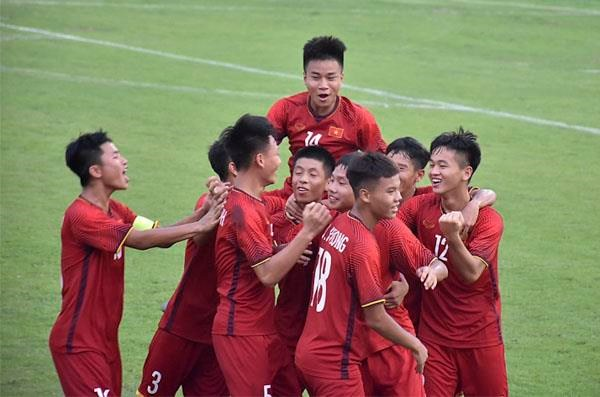 La Coupe internationale Acecook 2019 de football U15 commence a Ba Ria-Vung Tau hinh anh 2