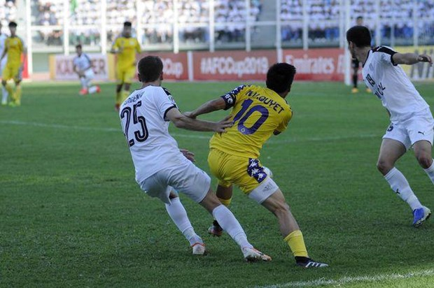 Hanoi FC en finale interzonale de la Coupe de l'AFC 2019 hinh anh 2