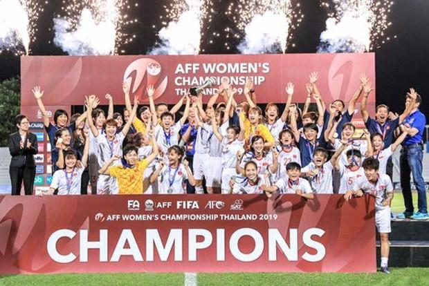 Le Premier ministre felicite la victoire de l'equipe de football feminin hinh anh 1