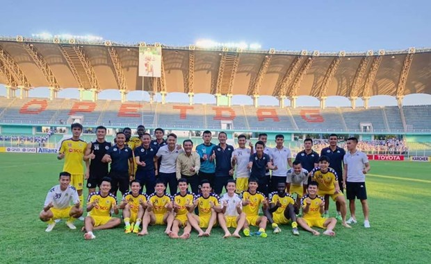 Hanoi FC en finale interzonale de la Coupe de l'AFC 2019 hinh anh 1