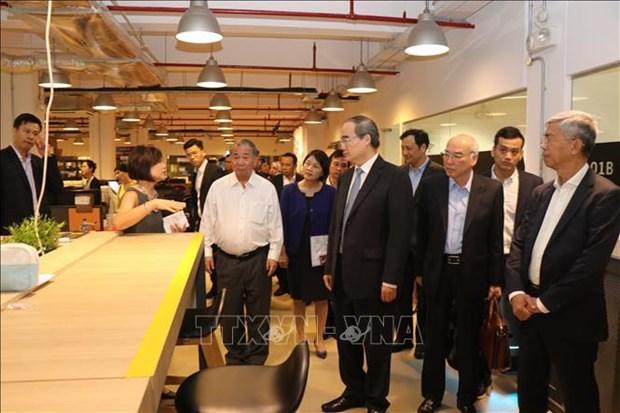 Ho Chi Minh-Ville encourage sa cooperation avec Singapour pour les start-ups et l'innovation hinh anh 3