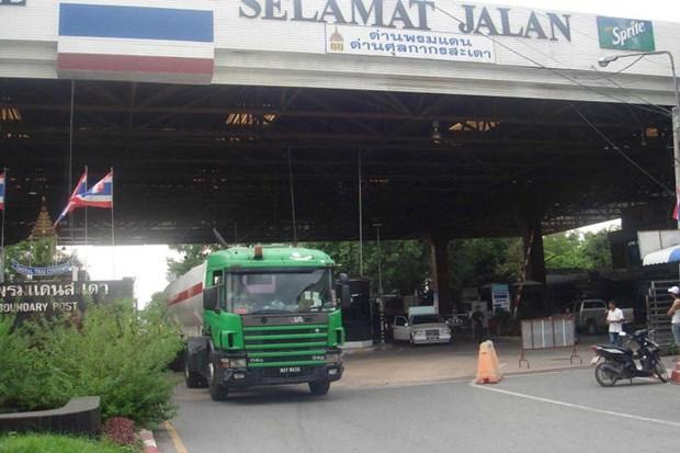 La Thailande encourage le commerce frontalier avec la Malaisie hinh anh 1