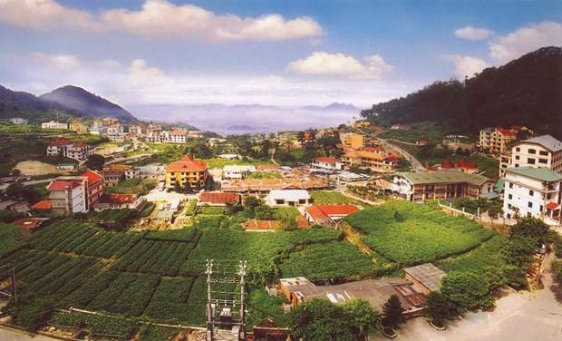 Vinh Phuc accueille plus de 85.000 touristes a l'occasion de la Fete nationale hinh anh 2