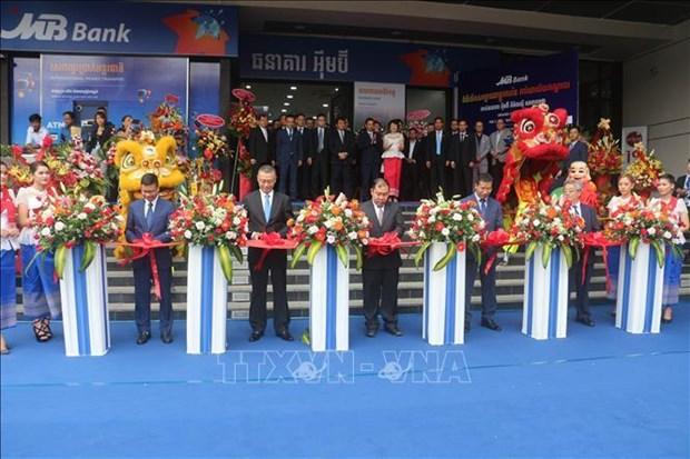 Le Cambodge apprecie les contributions des entreprises vietnamiennes hinh anh 2
