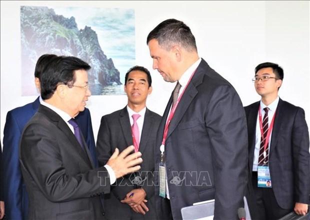 La cooperation gazo-petroliere revet une signification strategique pour les relations Vietnam–Russie hinh anh 1