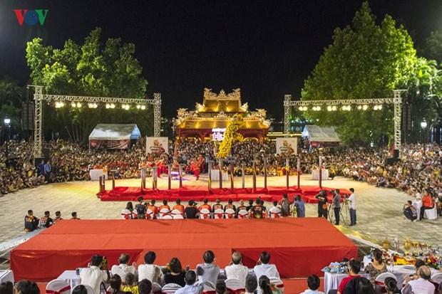 Thua Thien-Hue organise un festival international de danse de la licorne hinh anh 2