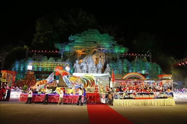 Ouverture du festival de la ville de Tuyen Quang 2019 hinh anh 2