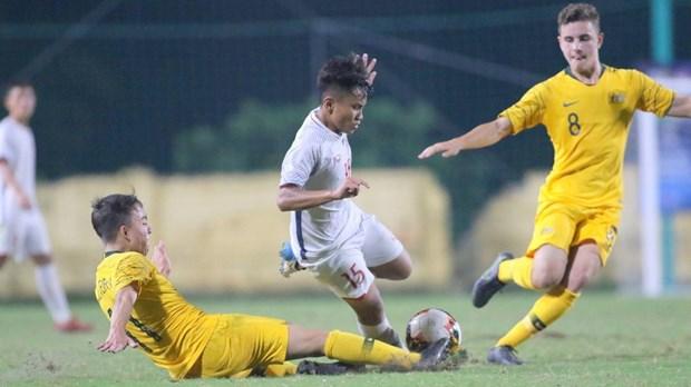 Championnat AFC U16 2020 : Les Vietnamiens n'iront pas en finale hinh anh 1