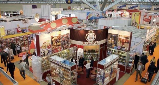 Des entreprises vietnamiennes participent au salon World Food 2019 en Russie hinh anh 1