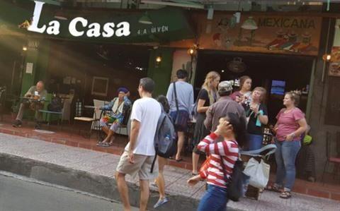 Ho Chi Minh-Ville accueille plus de 6,2 millions de tourists etrangers en neuf mois hinh anh 2