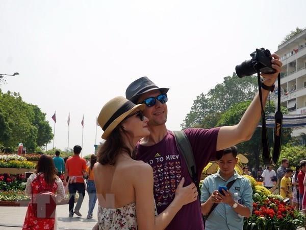Ho Chi Minh-Ville accueille plus de 6,2 millions de tourists etrangers en neuf mois hinh anh 1