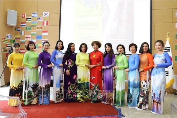 Le Vietnam fait sensation a la Journee culturelle internationale en Afrique du Sud hinh anh 1