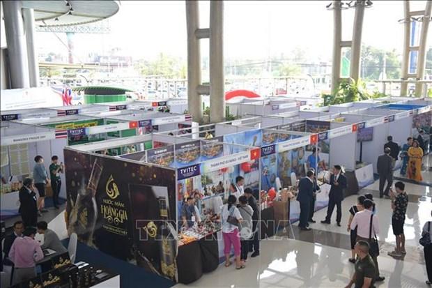 Le Vietnam et la Thailande promeuvent le commerce bilateral hinh anh 1