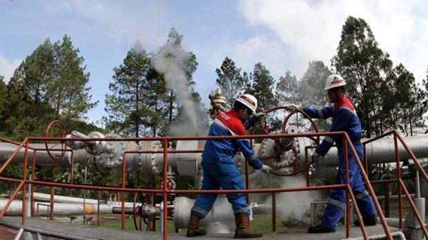 Geothermie : la BM prete 150 millions de dollars a l'Indonesie hinh anh 1