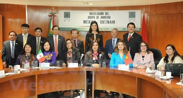 Mexique : La Chambre des deputes cree un groupe d'amitie avec le Vietnam hinh anh 1