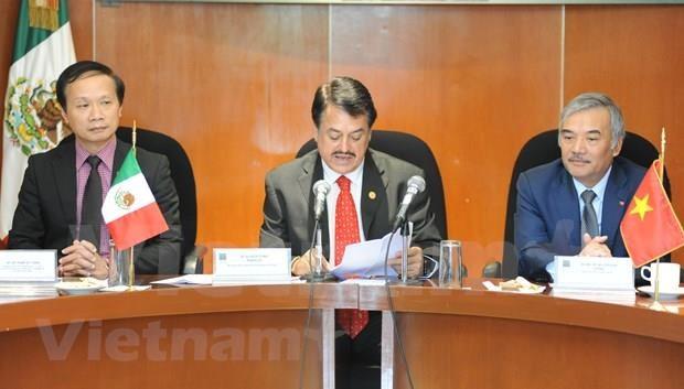 Mexique : La Chambre des deputes cree un groupe d'amitie avec le Vietnam hinh anh 2