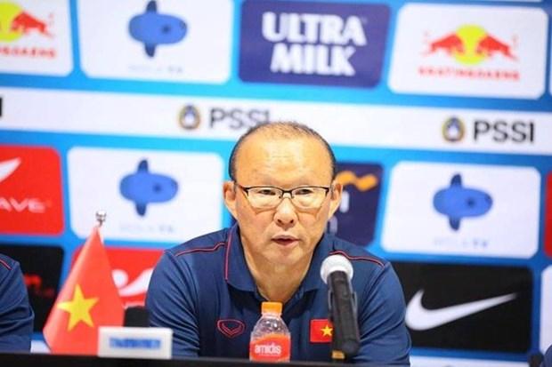 Mondial 2022: L'entraineur de l'equipe vietnamienne