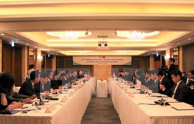 Le Vietnam et la R. de Coree promeuvent leur cooperation dans divers domaines hinh anh 1