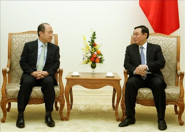 Le Vietnam deviendra le troisieme partenaire commercial de la Republique de Coree hinh anh 1