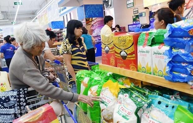 L'Indice des prix a la consommation en hausse de 0,38% a Ho Chi Minh-Ville hinh anh 1