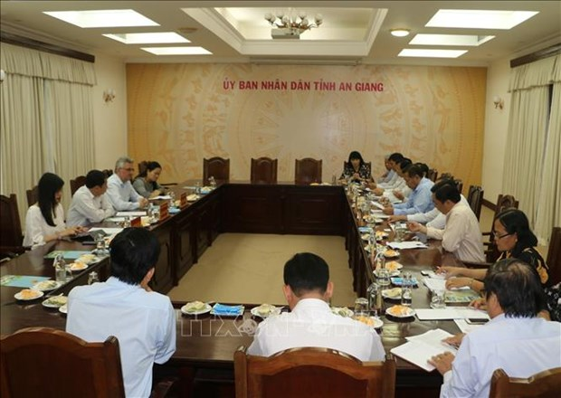Les entreprises de l'Union europeenne invitees a investir a An Giang hinh anh 2
