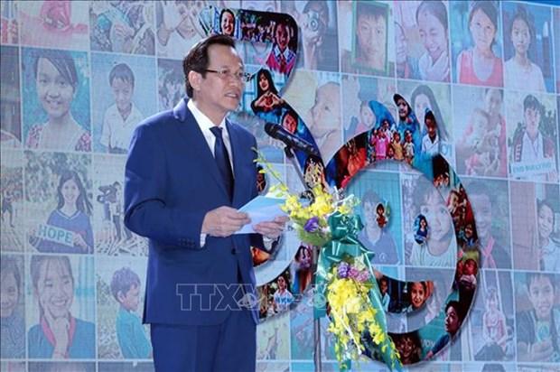 Le Vietnam s'efforce toujours de garantir les droits de l'enfant hinh anh 1