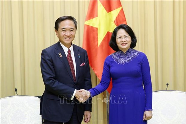 Le Vietnam pret a faciliter les investissements des entreprises de la prefecture de Kanagawa hinh anh 1