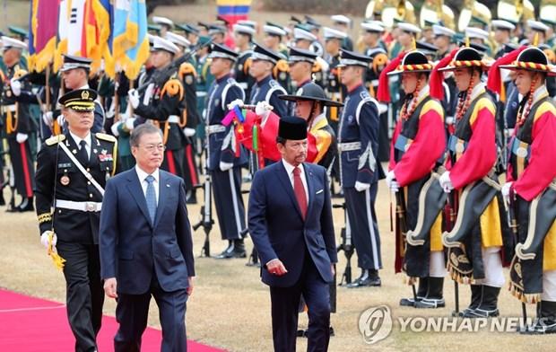 La Republique de Coree et Brunei renforceront les liens dans les TIC et villes intelligentes hinh anh 1
