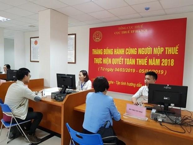 Le Vietnam degage un excedent budgetaire au premier semestre hinh anh 1