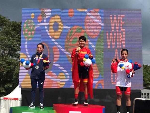 SEA Games 30 : nouvelles medailles d'or pour le Vietnam hinh anh 1