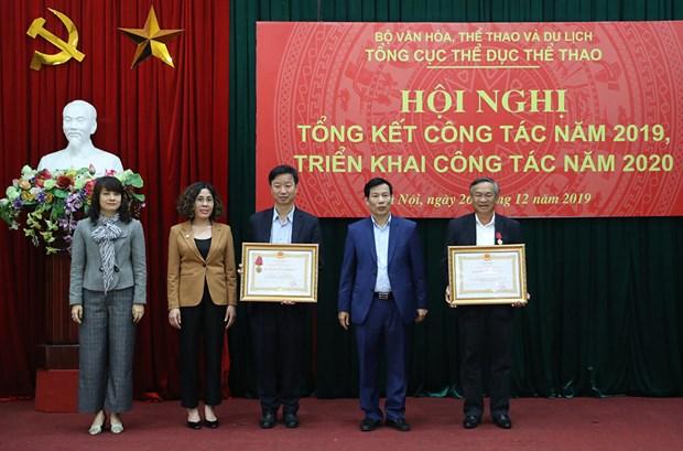 Le Vietnam s'oriente vers les JO de Tokyo 2020 hinh anh 1