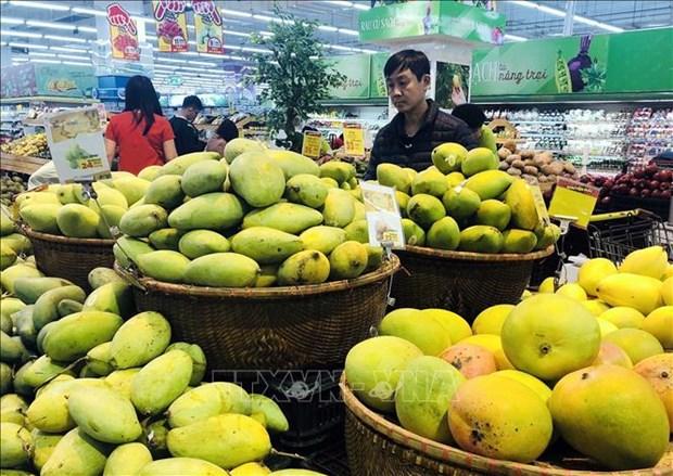 La croissance de l'IPC la plus faible en trois ans hinh anh 1