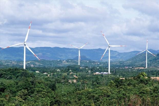 Quang Tri : Plus de 230 millions de dollars investis dans trois projets eoliens hinh anh 1