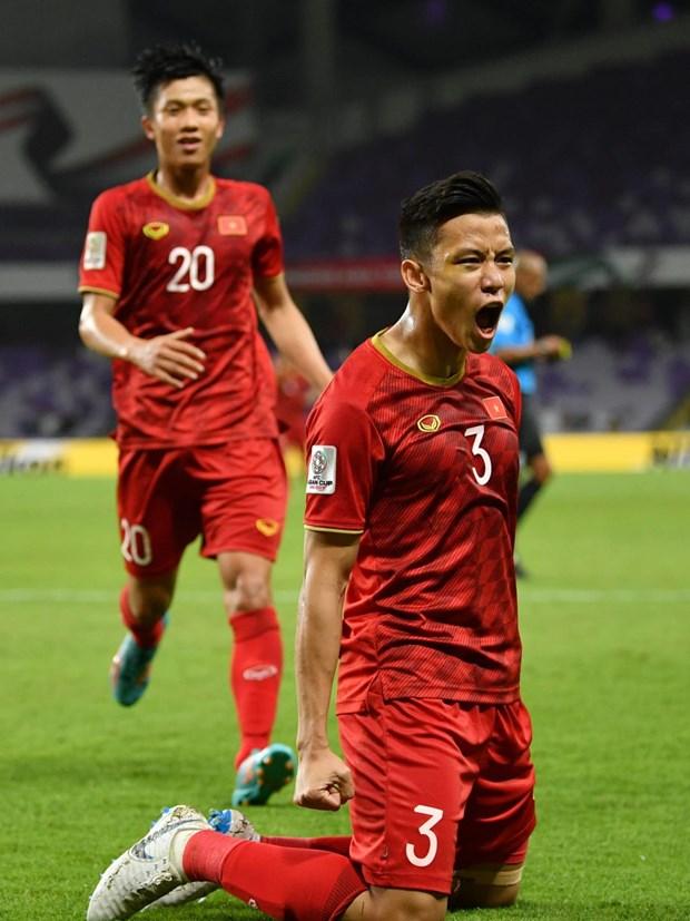 FIFA : Le Vietnam parmi les 12 equipes nationales qui ont marque les esprits en 2019 hinh anh 1