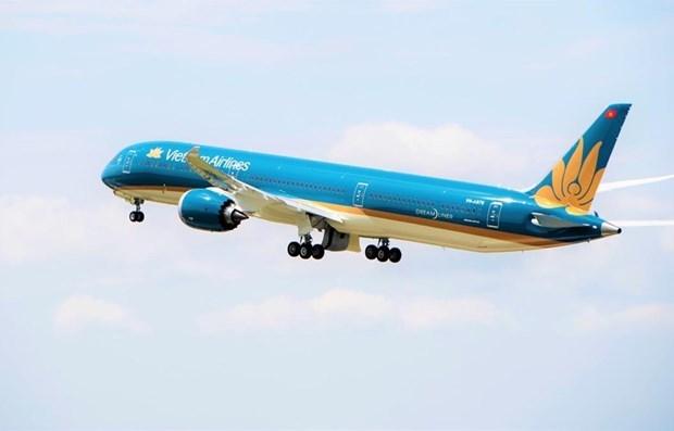 Vietnam Airlines utilise le Boeing 787-10 sur la ligne Shanghai (Chine) – Ho Chi Minh-Ville hinh anh 1