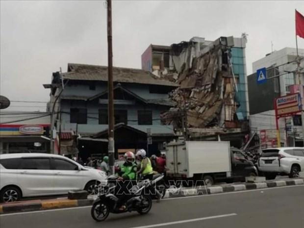 L'Indonesie frappee par un fort seisme hinh anh 1