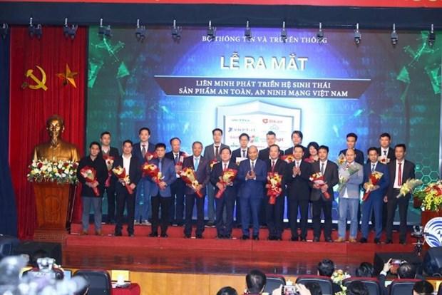 L'Alliance des produits de cybersecurite du Vietnam voit le jour hinh anh 1