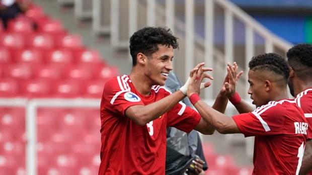 Championnat U23 de l'Asie 2020 en Thailande : L'AFC apprecie l'attaquant Nguyen Tien Linh hinh anh 4